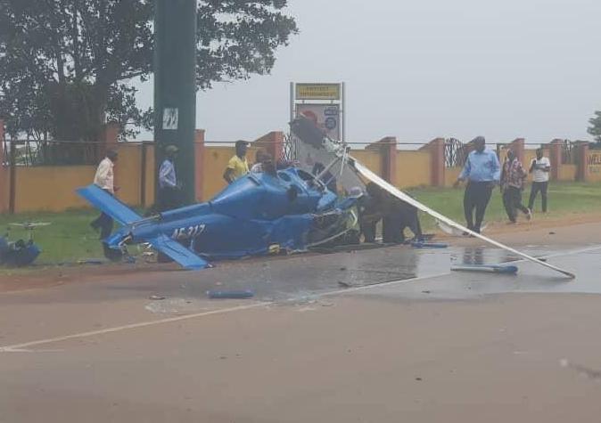 Caroline Busingye Dies in Plane Crash