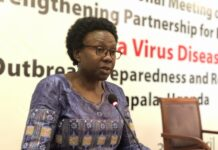 aceng warns covid-19 Second Wave in Uganda