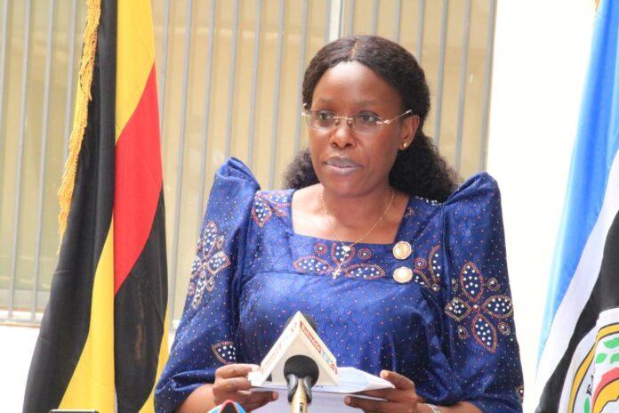 Who is Judith Nalule Nabakooba?