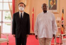 museveni Chinese vaccine against COVID-19 distributed by Sinopharm