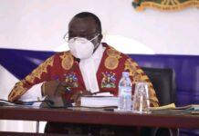 Chief Justice Owiny-Dollo Kyagulanyi's Bias