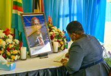 Lumumba Mourns the Late Magufuli