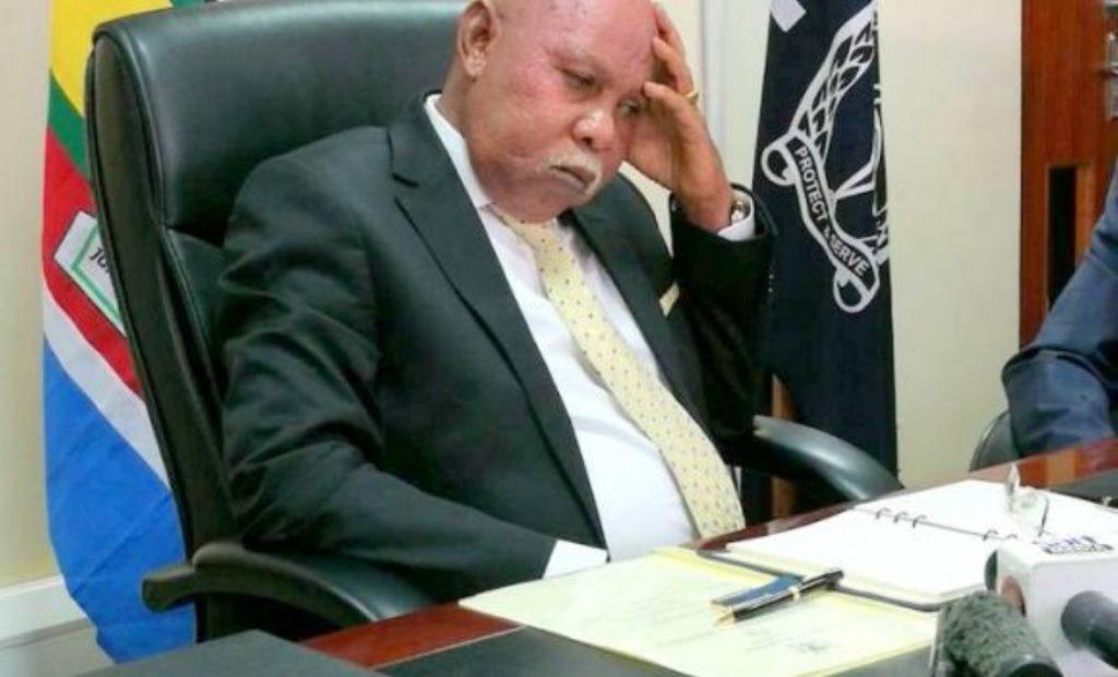 Minister-Jeje-Odongo Internal Affairs List of Missing Ugandans