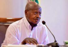 Museveni Uganda's COVID-19 Vaccine