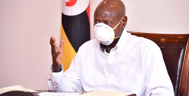 Museveni tremendous role fighting covid-19