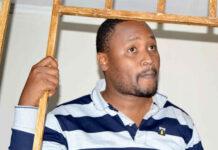 NUP councillor James Mubiru detained