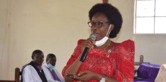Nabakooba Praises Women in Fighting COVID-19