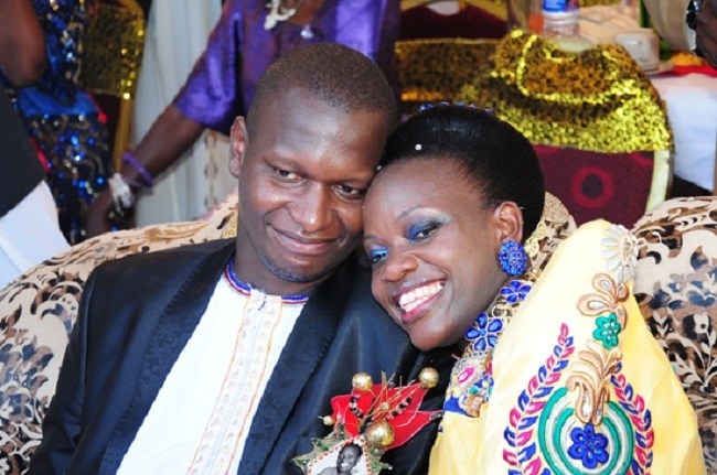 rebecca jingo married joel isabirye