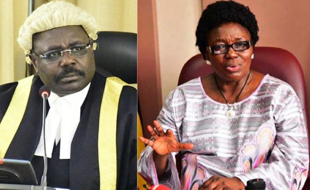 speaker Kadaga Says Oulanyah