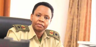 edith nakalema promoted colonel