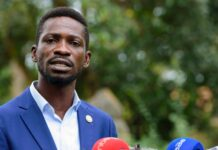 Bobi Wine Says That US Sanctions