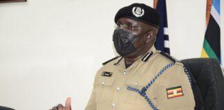 enanga Uganda Police Officers Sacked over Misconduct