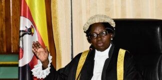 Kadaga Reechoes the Need to Scrap Curfew