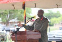 Museveni kampala lazy nrm leaders