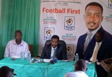 Ssewanyana to stand for FUFA presidency