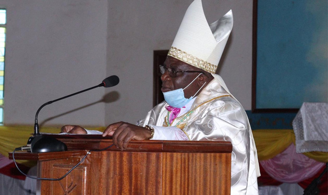 Who Is Bishop Paul Ssemogerere