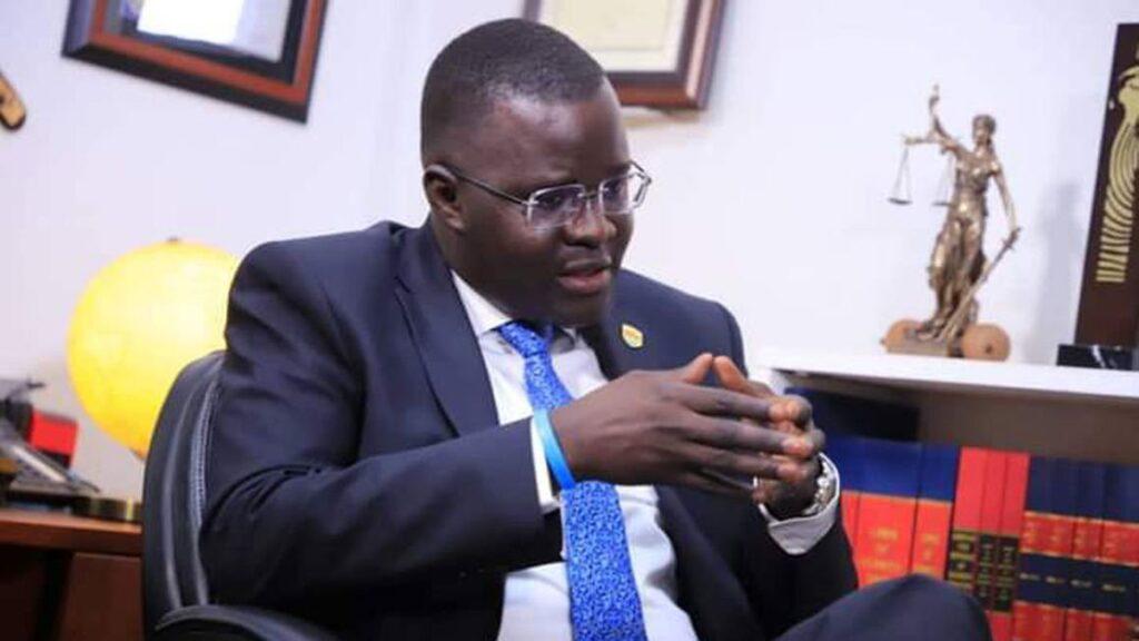 executive director chapter uganda