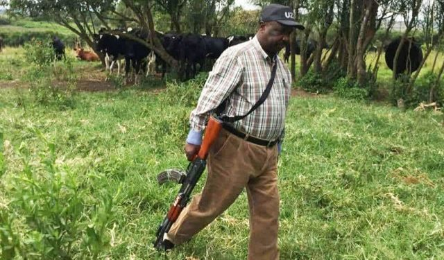 Murder charges against Minister Rukutana dismissed