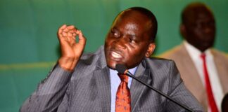 Mathias Mpuuga appointed Opposition Leader