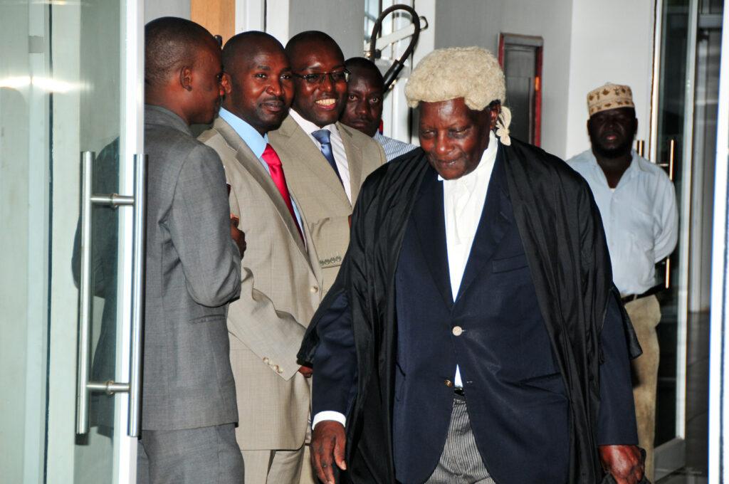 kanyeihamba retired ugandan supreme