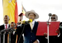 museveni how to be democratic
