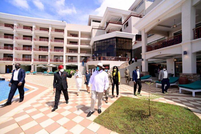 museveni opens factories jobs in namanve (1)