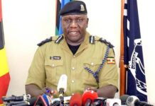 Fred-Enanga-Police Announce Crackdown Ahead of the second wave
