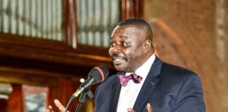 Jacob Oulanyah Is Not Ill parliment (1)