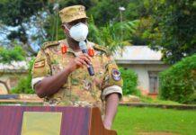 Muhoozi Kainerugaba Commander of the Land Forces (1)