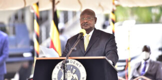 Museveni Katumba Shooting Proves Police Officers