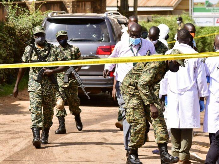 Museveni on the Gen Katumba shootings 2