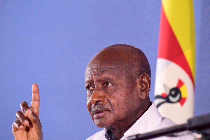 _Museveni_ _announces_ _a_ _42-day total lockdown of Uganda
