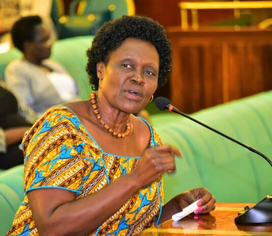 Who is Beatrice Atim Anywar?