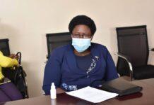 Joyce Moriku Kaducu says senior one online admissions
