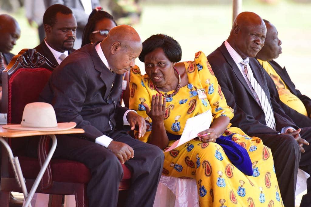 Museveni appoints Beatrice Atim Anywar (1)