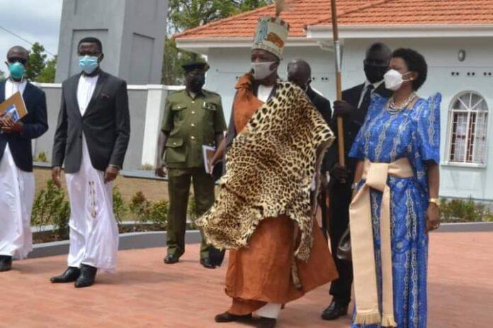 Kabaka Mailo Land Challengers