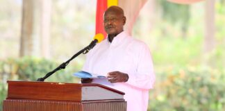 Museveni Calls for the Adoption of Copyright Laws (1)