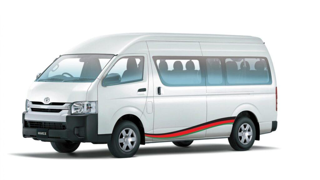 Toyota Hiace price in uganda