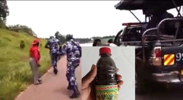 mukama nayamba advertisement police