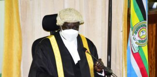 Jacob-Oulanyah Bills not signed in the 10th Parliament