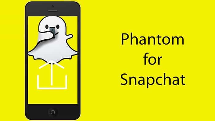 Snap chat Phantom (1)