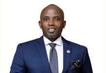 Victoria University Vice-Chancellor Dr Lawrence Muganga