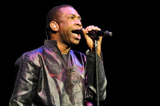 Youssou N'Dour is the richest African musicians