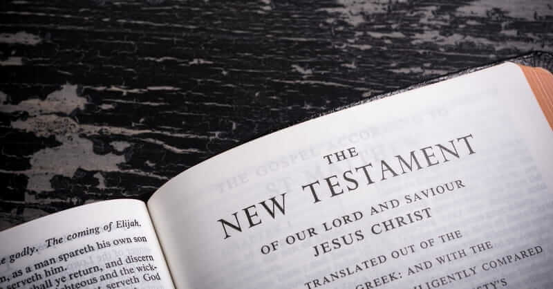 examples of fasting new Testament