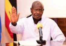 kaguta-museveni COVID-19 Restrictions Maintains 7 PM Curfew