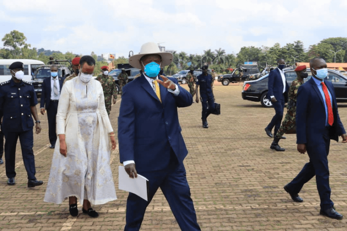 museveni meet education ministry on school reopening (1)