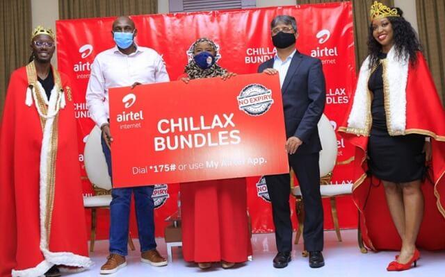 buying Airtel Chillax Bundles (1)
