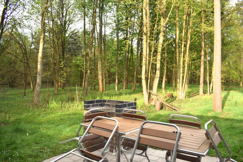 outdoor space new woodland lodge Center Parcs Elveden Forest