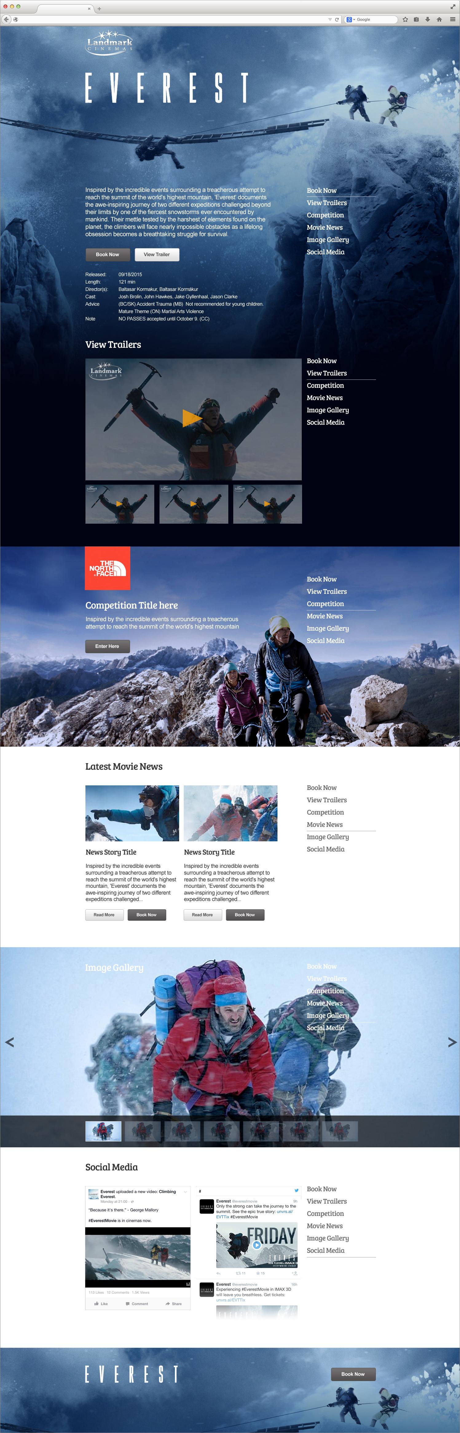 Landmark - Freelance Website Designer Glasgow