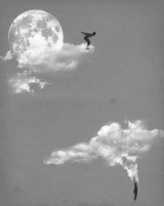 The sky's the limit, follow your dreams